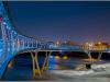 Commended Millennium Bridge By Angela Crutchley-Rhodes