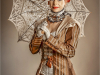 Commended Edwardian with a touch of steam punk By Michell Howell