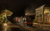 1st Open - David Carr  - Evening train at Corfe Castle