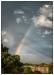 Rainbow over QEGS