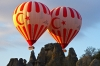 High Commended Digital - Balloon flight at dawn - Brian Hill