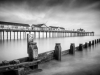 highly commended 16 points.469.Towards the pier. Nigal Hazellr