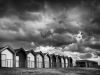 Commended Beach huts By Sara Cremer