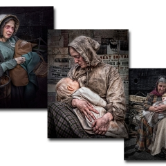 Commended Mother & Child Reunion By Sally Sallett