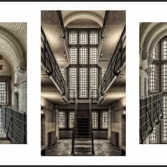Commended prison windows By Angela Crutchley Rhodes