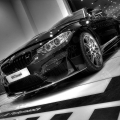 Commended - BMW Showroom - Neil Clarke