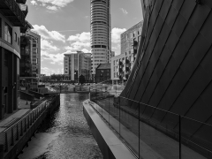 Digital Commended Bridgewater Place By John Upson
