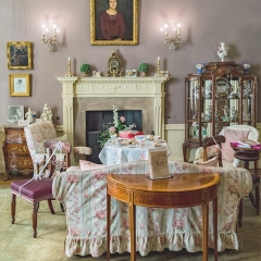 A Room Full Of Furniture You Must Not Touch - Angela Crutchley-Rhodes