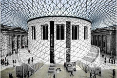 British Museum by David Kershaw