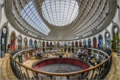 Leeds Corn Exchange by Trevor Bottomley