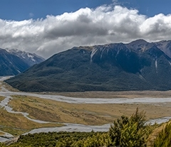 3rd - Arthurs Pass, New Zealand - Michelle Howell