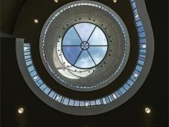 1st - Blue Circle - Angela Crutchley-Rhodes
