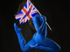 True Blue - David Kershaw