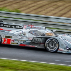 3rd Place_Audi R18 E-tron Quattro No2_by_Hazell, Nigel