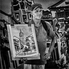 1st Place_Street Artist_by_Waddington, Ian