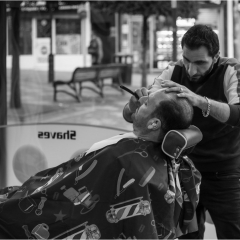A Close Shave_by_Bilton, Robert