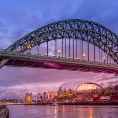 Commended_Tyne Bridge_by_Bilton, Robert
