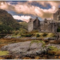 Eilean Donan Castle_by_Carter, Neil