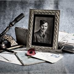 1st - He Wrote Letters by Nigel Hazell