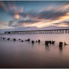Commended - Steetley Pier by Neil Carter
