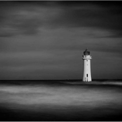 Highly Commended - New Brighton Lighthouse by Neil Carter
