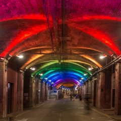 Under the Arches by Robert Bilton