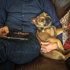 Commended - I am Listening Dad - Ian Waddington