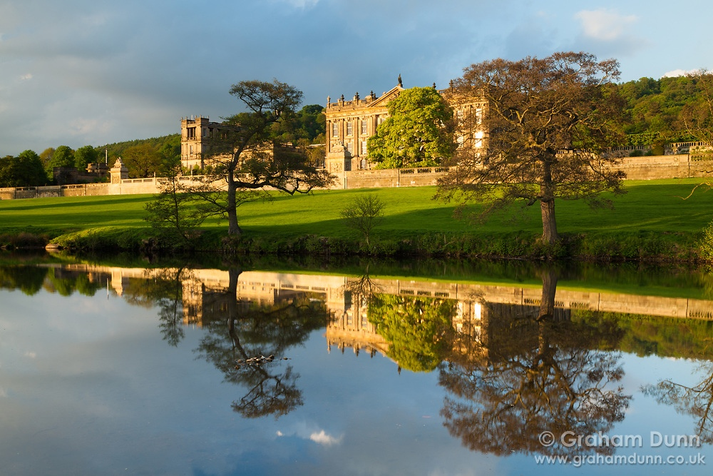 Chatsworth reflections - Peak District