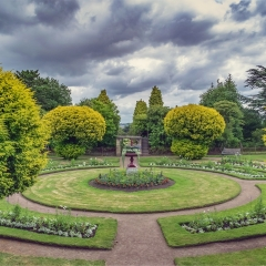 Wentworth Castle Gardens by Angela Crutchley-Rhodes