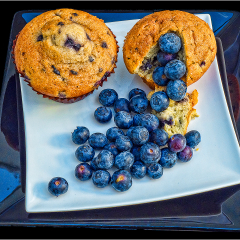 1st-Place_Blueberry-Muffins_by_David-Kershaw