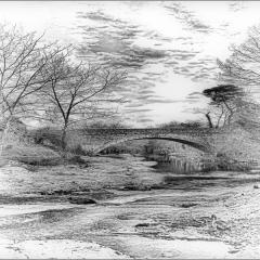 Bridge-Over-The-Dove.-by-David-Kershaw