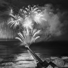 1st Place - Fireworks-Over-The-Pierhead-by-Steve-Womack