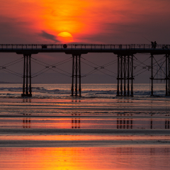Highly-Commended_Saltburn-Sunset_by_Steve-Womack