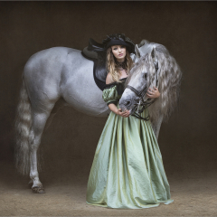 COMMENDED_Equine Elegance 2_by_Jane Lazenby
