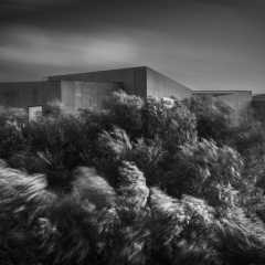 3rd Place - Windy-Evening-At-The-Hepworth-by-Steve-Wright