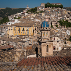 2nd Place - Ragusa-Rooftops-by-Nigel-Hazell
