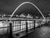 Paul Wagstaff CPAGB - Millennium Bridge Newcastle (Scored 22)