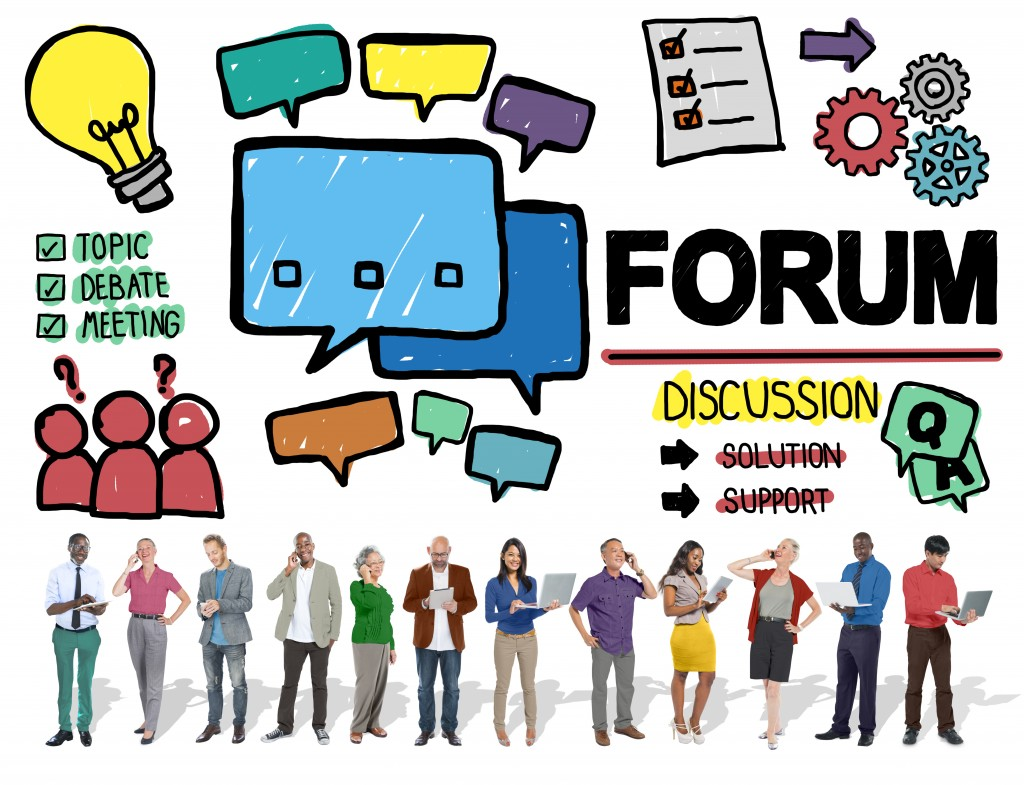 NEW – WCC Online Discussion Forum