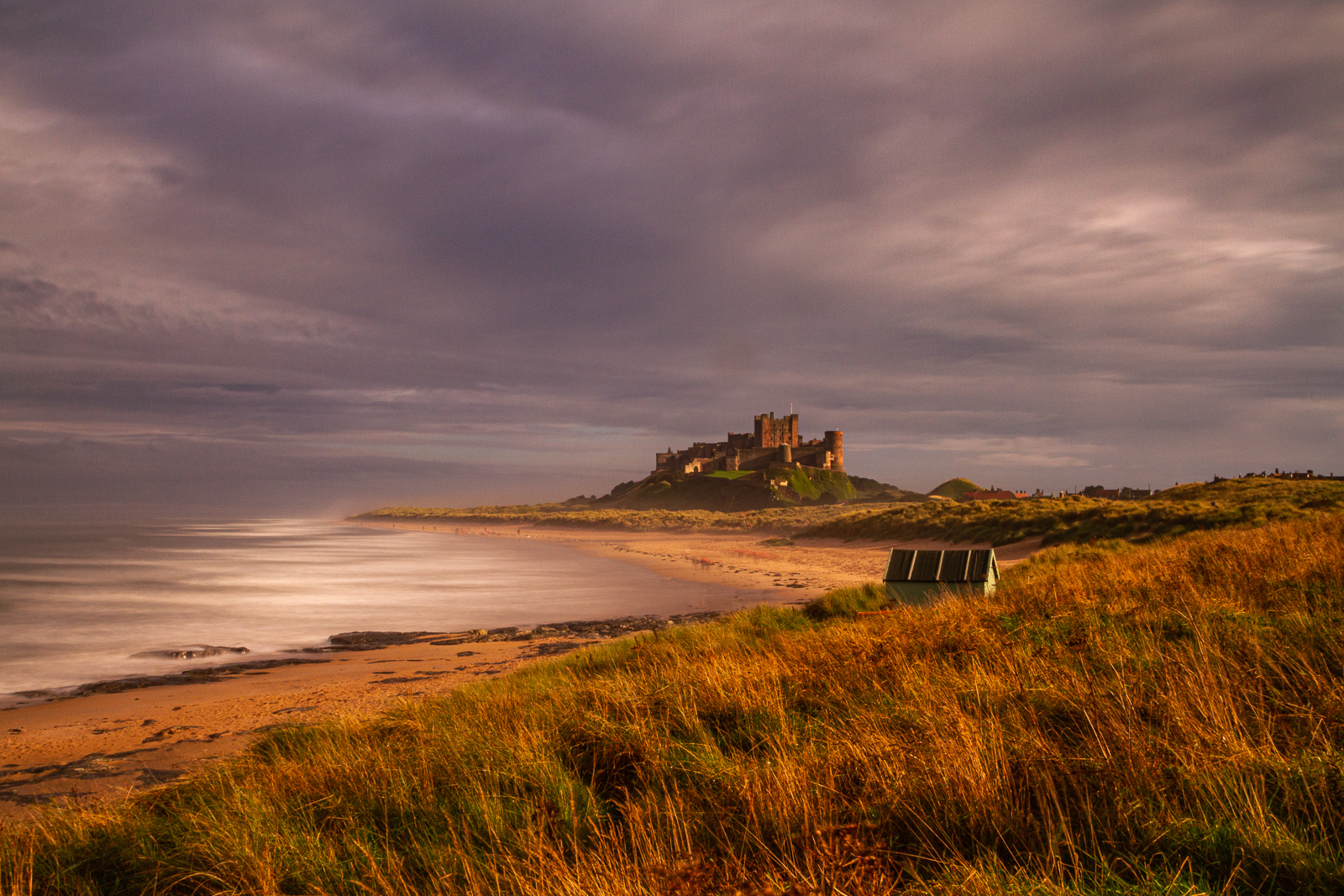 A Trip to Northumberland by Steve Womack
